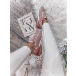 Púder cipő