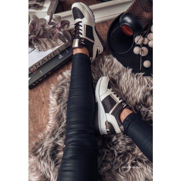 Fehér - barna cipő