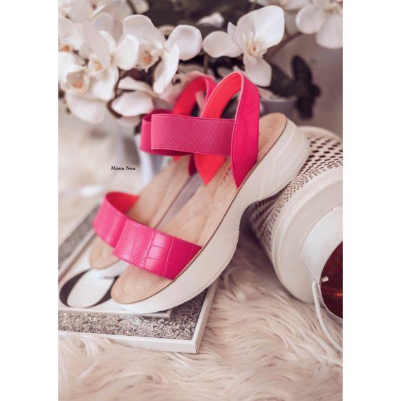 Pink szandál